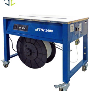 Flejadora SPK1400 semiautomatica