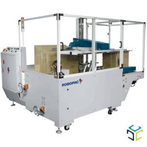 formadora de cajas superbox automatica