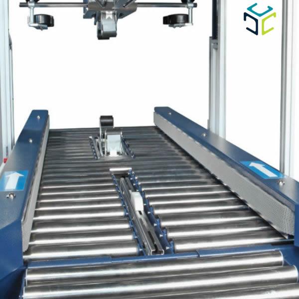 precintadora cintas adhesivas cf50/65 automatica bandas