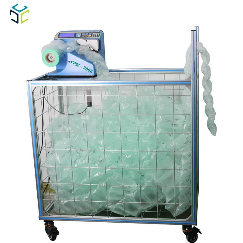 relleno proteccion bolsa aire ecologico compostable spk 7002 cesta