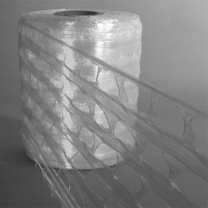 Film estirable macroperforado