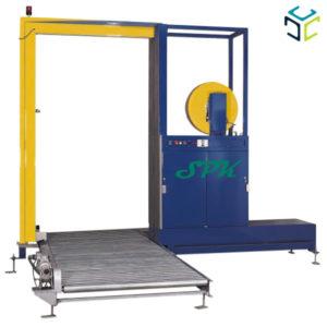 flejadora de palets spk-2100 vertical automática