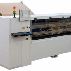 troqueladora de cajas spk 8610 semiautomatica