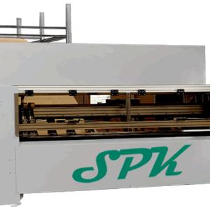 troqueladora de cajas spk 8630 automatica